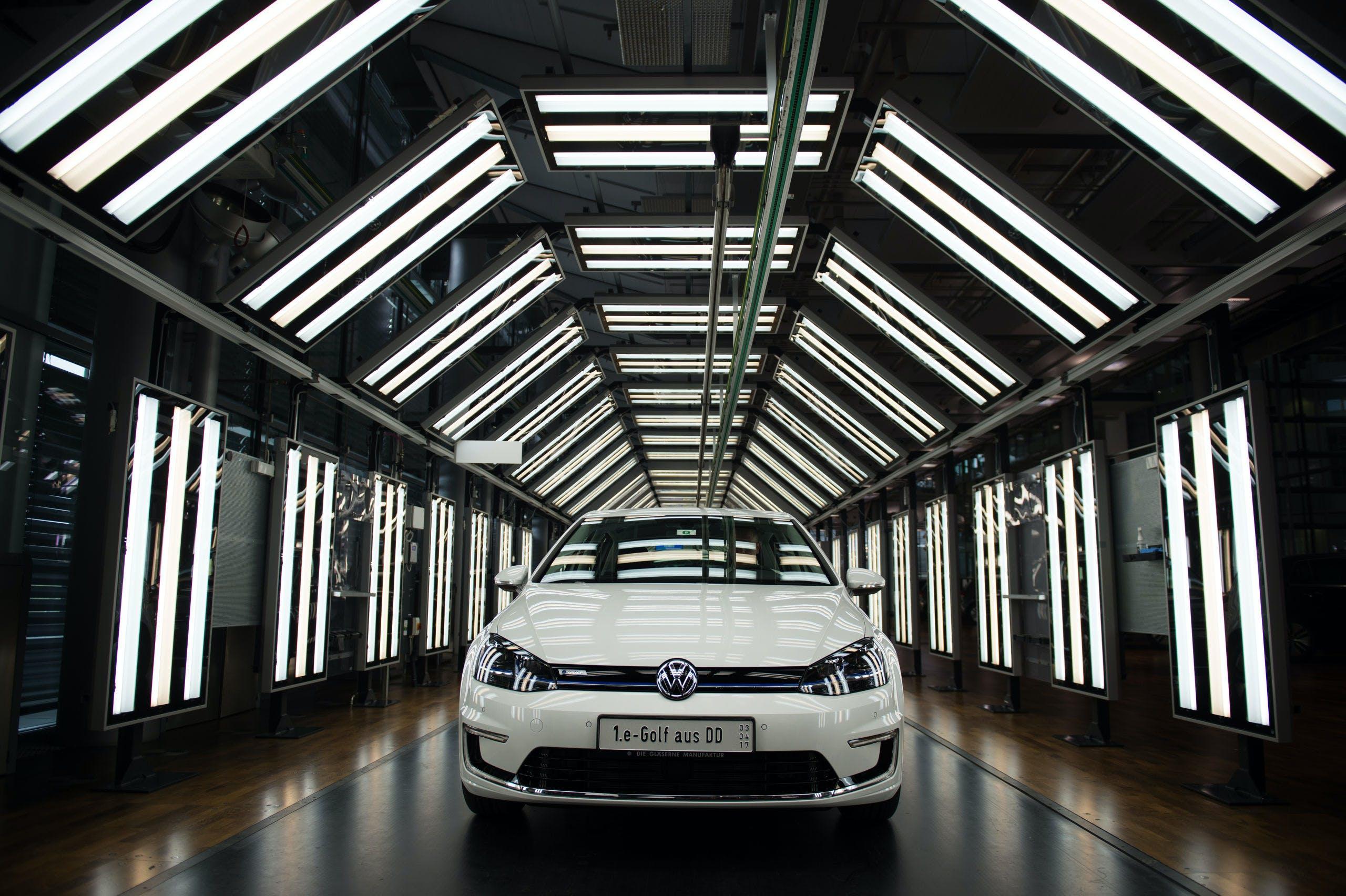 Noren Staan Te Springen Om Elektrische Auto S Energeia