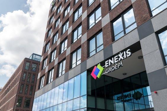 Hoofdkantoor van Enexis in Den Bosch.