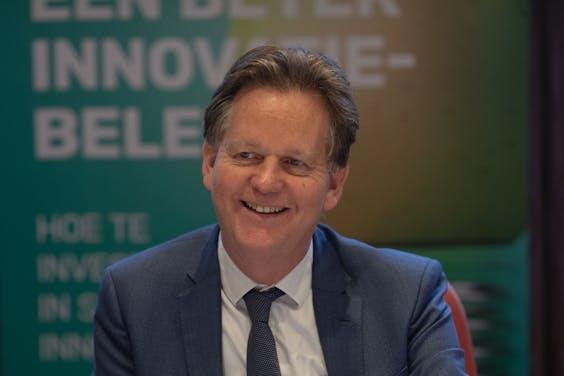 Henk Volberda op Energeia Energy Breakfast 2019.