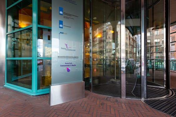 Het ACM-kantoor in Den Haag.