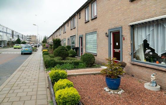 Rijtjeshuis Gebouwd Na De Oorlog Kan Voor 35000 Van Het