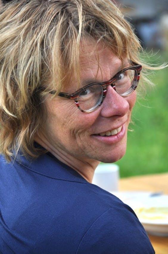 Kirsten Notten, directeur Buurtwarmte.