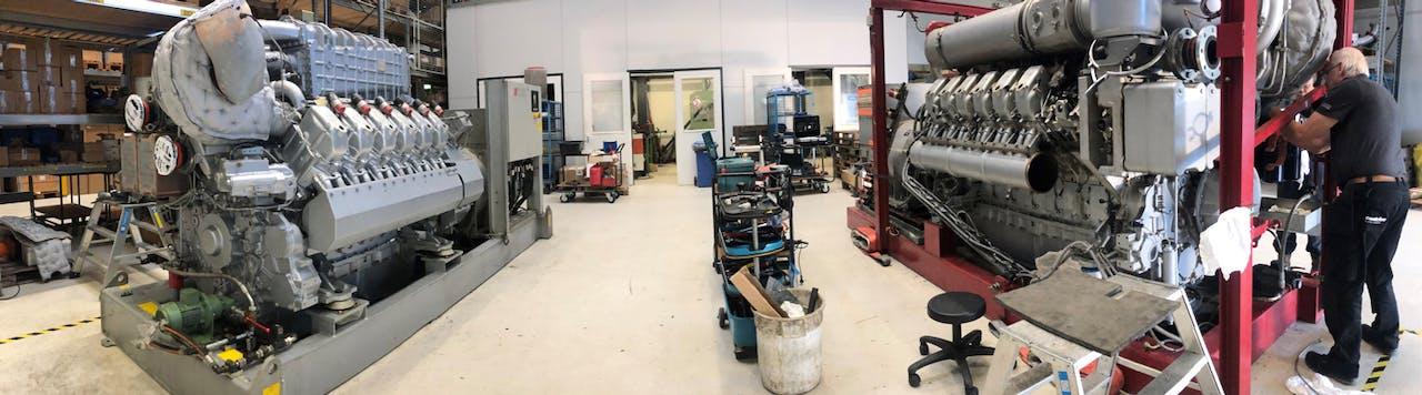 Zo'n dertig monteurs werken bij Centrica Business Solutions aan het beheer en onderhoud van verwarmingsinstallaties in Nederland en België. De werkwijze wordt ingrijpend veranderd door de maatregelen rondom de coronacrisis.