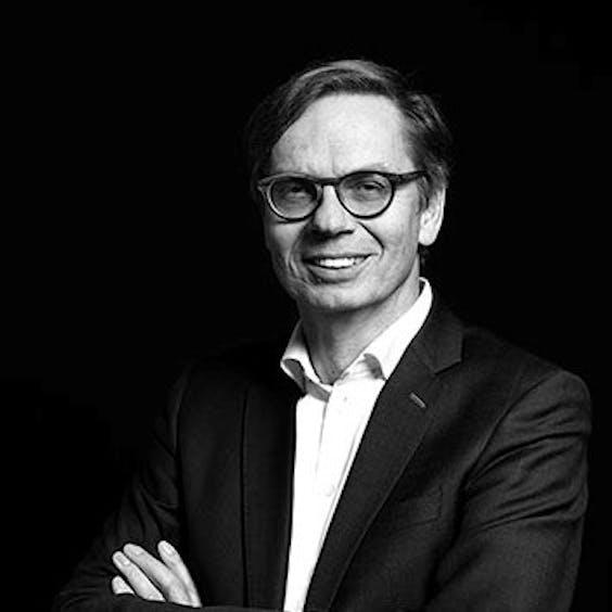 Dick Weiffenbach, sector leader Energy & Utilities bij advies- en accountantskantoor EY.