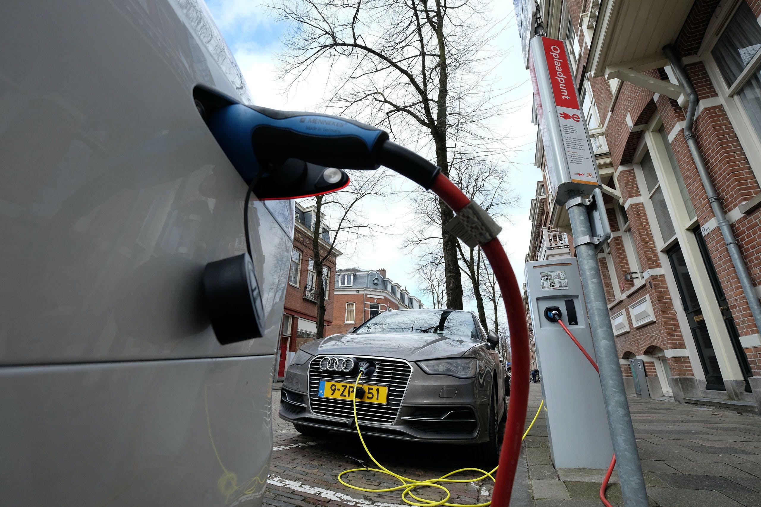 Brussel Kijkt Naar Utrecht Om Belemmeringen Lokale Energieopslag Uit