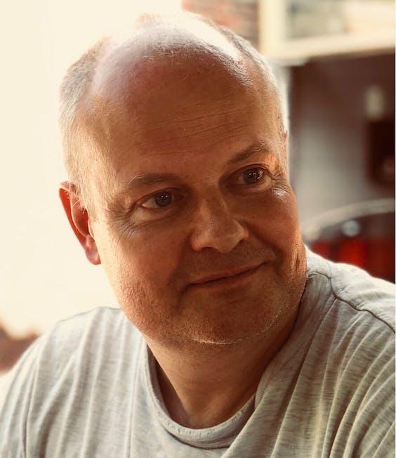 Jan-Coen van Elburg.